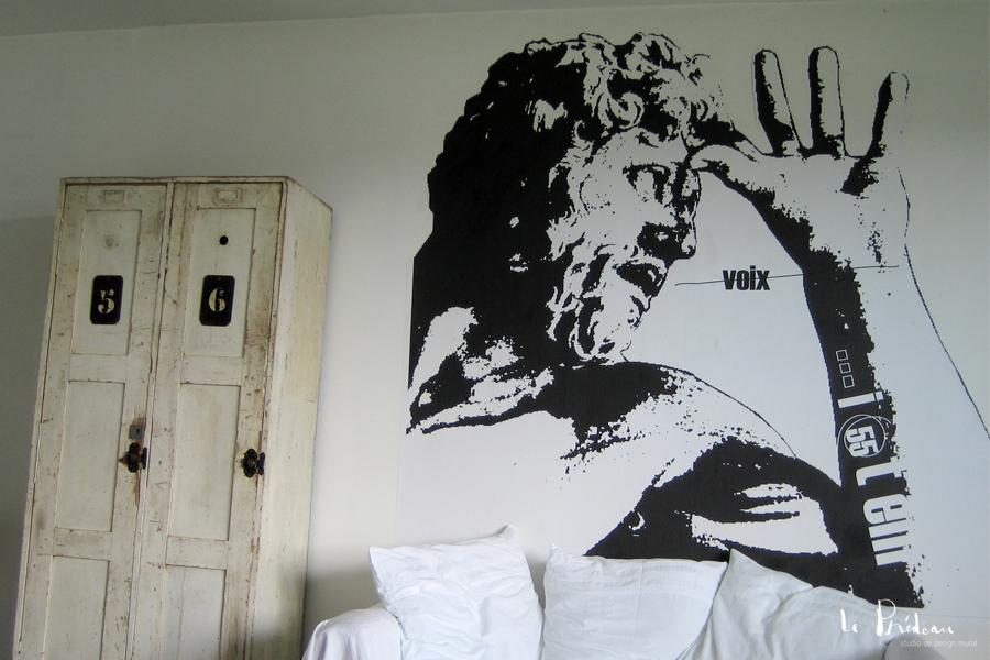 Particulier - Design mural sur-mesure