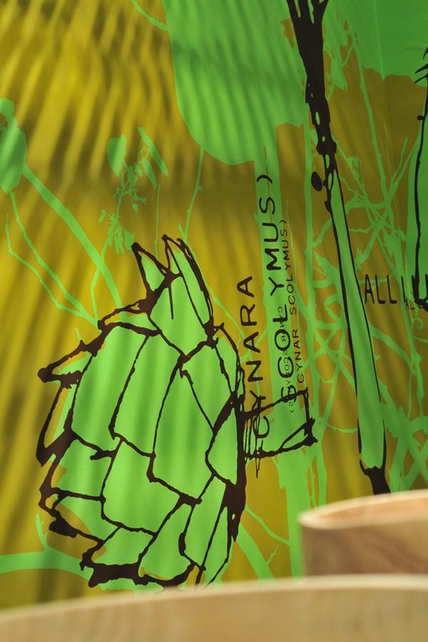 Espace tendances Elizabeth Leriche - Design mural sur-mesure