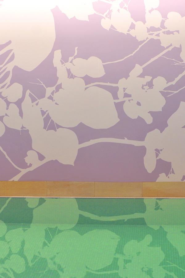 Hôtel Giardino Mountain***** - Design mural sur-mesure