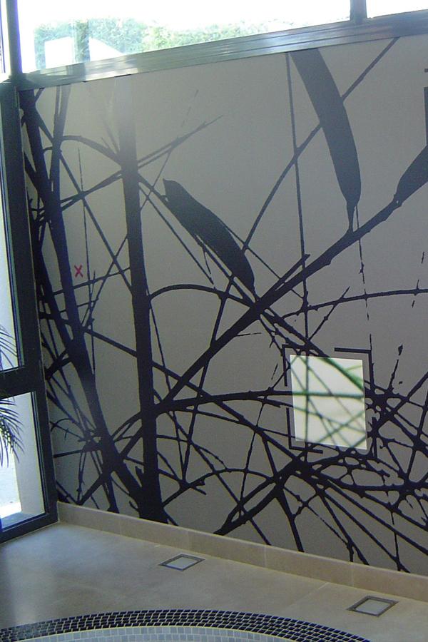 Particulier H - Design mural sur-mesure