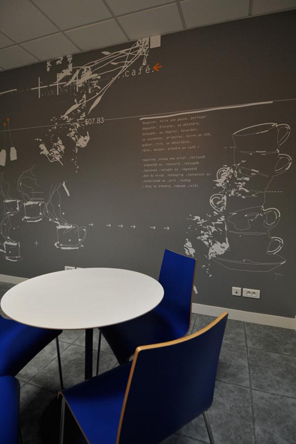 Vistaprint - Design mural sur-mesure